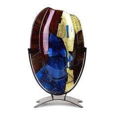 "Speedy Series Oval Vase, 15"""