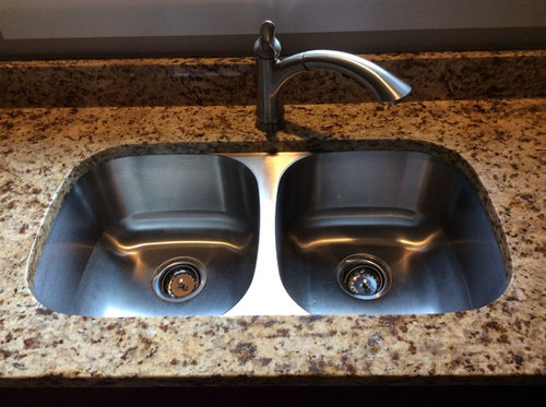 Can I Switch A Double Bowl Sink For A Single
