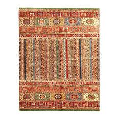 Arijana Shaal Oriental Rug, Pakistan Hand-Knotted Classic, 231x174 cm
