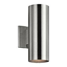 modern outdoor lighting sconces exterior commercial building kichler lighting xab4429 light indooroutdoor wall outdoor 50 most popular modern lights for 2018 houzz