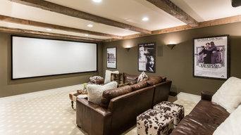 Lower Merion basement