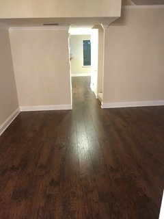Installing Laminate Flooring Across Multiple Rooms With No Transistion