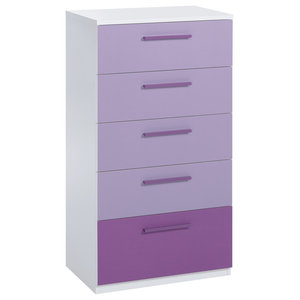 iPlay Chest of 5 Drawers