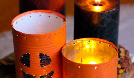 Fai da Te: Lanterne di Halloween (Solo un Pochino) Paurose