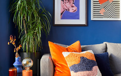UK Houzz Tour: A Bright, Fearless Revamp for a Small, Dingy Home
