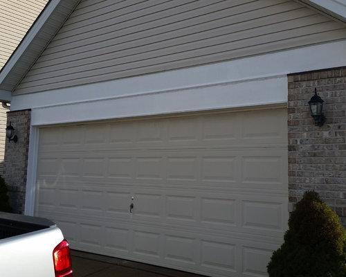 Garage Door Header Replacement Jobs