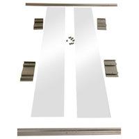 "Surface Mount Kit for Illume LED Medicine Cabinet, 24""x30"""