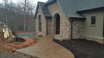 Schiners Residential Landscaping Installation