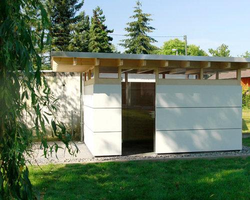 Moderne Gartenhäuser - Classic