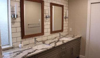 Crooked Oak Master Bathroom Renovation