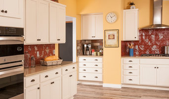 Coconut painted cabinets