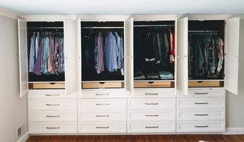 MBR Built-in Closet