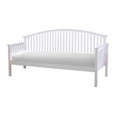 Madrid Wooden Day Bed, White