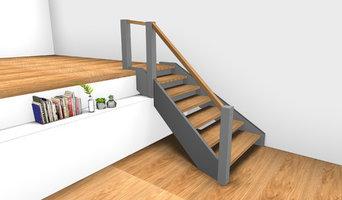 Treppe: Schreinerarbeit