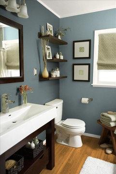 L\'arte in bagno: mettereste foto e quadri in questa stanza?
