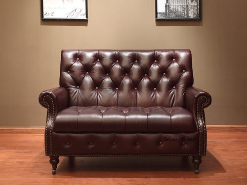 Charmant Where To Place This Kind Of Small Chesterfield Sofa?