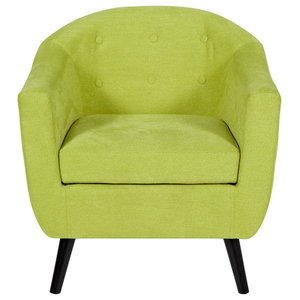 Evie Occasional Chair, Green
