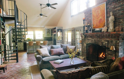 My Houzz: Cottage Comforts in the Louisiana Woods
