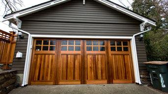 Exterior Garage Remodel