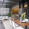 Room Tour: A Resort-Like Feel For a Spacious Balcony