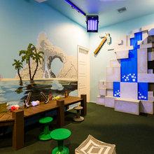 3D Minecraft Room - Moderne - Chambre d\'Enfant - Orlando ...
