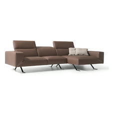 Henry Sectional - Taupe