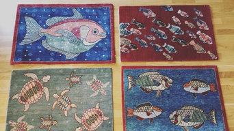Fish Rugs