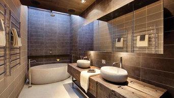 Various Custom Bathroom Renovations