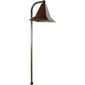 Dabmar Lighting Brass Path/Walkway/Area Light