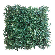Artificial Two-Tone Boxwood, Set of 12