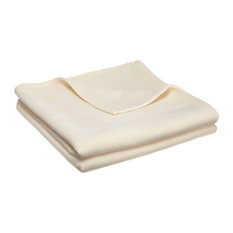 Original Vellux Blanket by West Point Stevens, Ivory, Twin