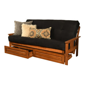 Marvelous Coaster Casual Convertible Sofa Bed Contemporary Futons Home Interior And Landscaping Transignezvosmurscom