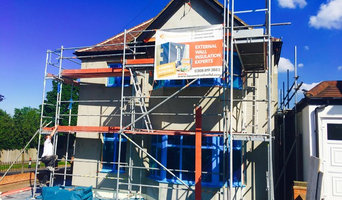 External wall insulation Winbledon