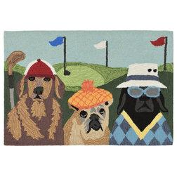 Eclectic Doormats by Liora Manne
