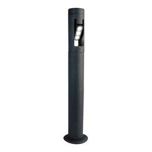 Modern Outdoor Bollard LED Spotlight With Tiltable Head