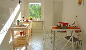 Die Küche - Nachher