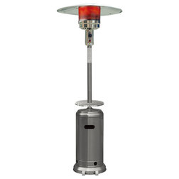 Contemporary Patio Heaters by Almo Fulfillment Services