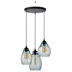 Industrial Chandeliers by Casamotion