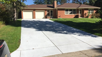 Completed Driveways