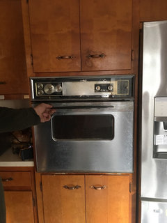 26 Wall Oven Replacement