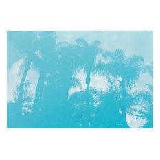 Fine Art Photograph, Beverly Hills Pool I, Fine Art Paper Giclee