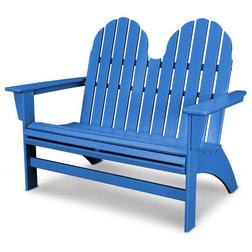 Traditional Outdoor Benches by Ivy Terrace