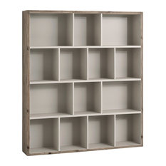 The Studley Collection Multi-Shelf Wall Unit