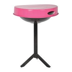 Esschert Design BBQ Table, Pink