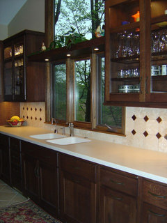 Corian Integrated Sink Countertops Pros Cons