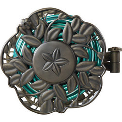 Traditional Garden Hose Reels by Midland Hardware