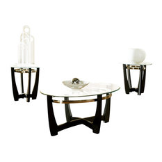 Steve Silver Matinee 3-Piece Occasional Table Set