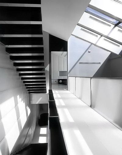 Современный Лестница by Студия Светозара Андреева / Hotei-Russia