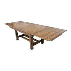 50 most popular butterfly leaf dining room tables for 2019 houzz rh houzz com