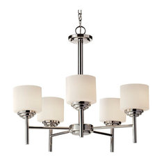 Feiss 5 -Light Single Tier Chandelier
